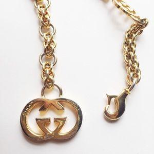 7cfeee150b7 Gucci Accessories - Vintage 1975 Gucci Chain Belt